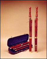 Baroque bassoon