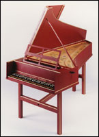 single manual harpsichord